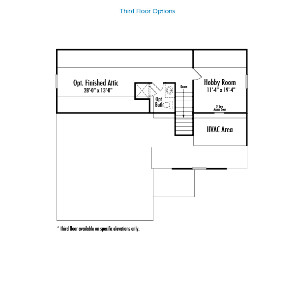 Armstrong floorplan brightleaf for Armstrong homes floor plans
